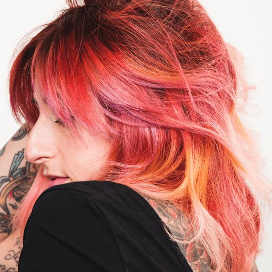 How to Change Rainbow Hair Colour