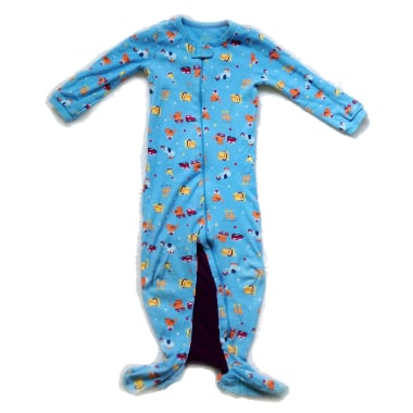 Pajamas That Keep Kids From Climbing Out of the Crib