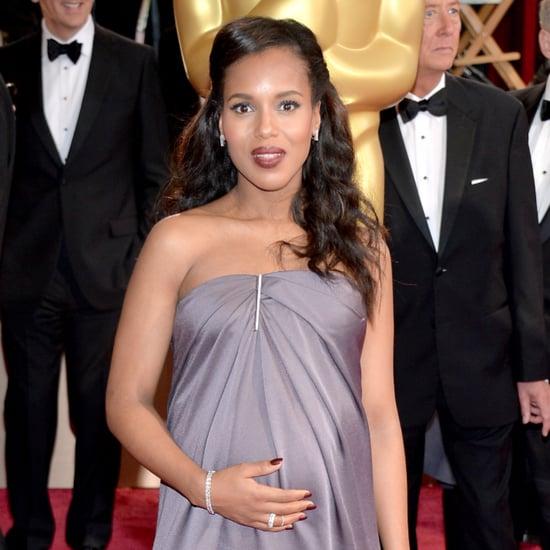Pregnant Celebrities 2014 Oscars