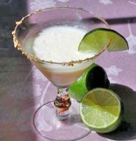 Happy Hour: Key Lime Pie Martini