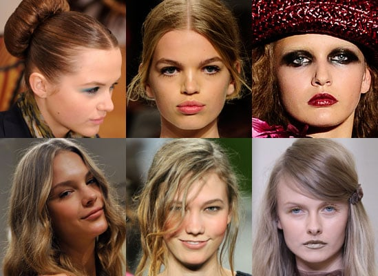 My Six Favourite NY Fashion Week Beauty Looks!