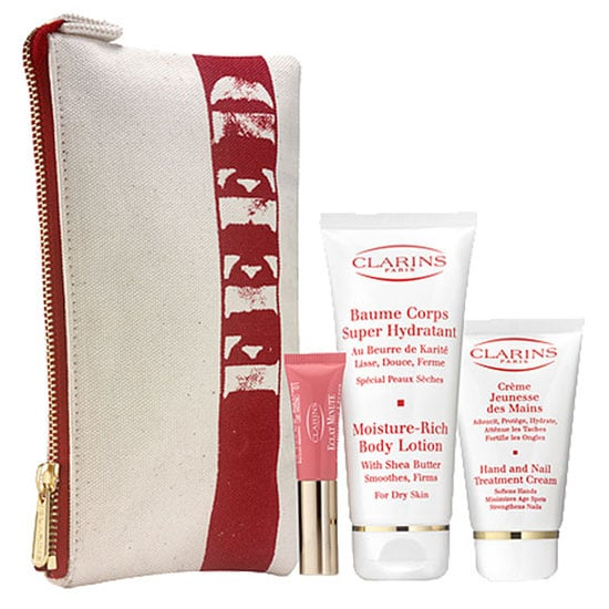 Clarins and FEED Projects Launch a Charity Gift Set