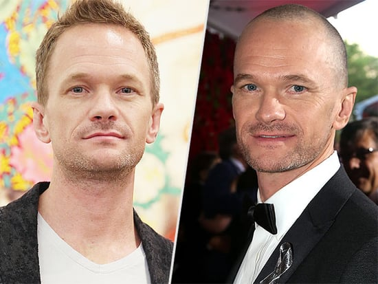Neil Patrick Harris Debuts a Shaved Head at the Tonys