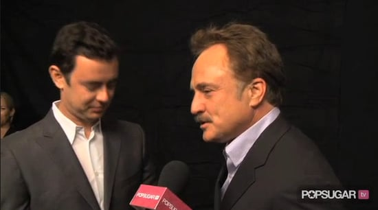 Bradley Whitford Impression of Idi Amin on American Idol Video