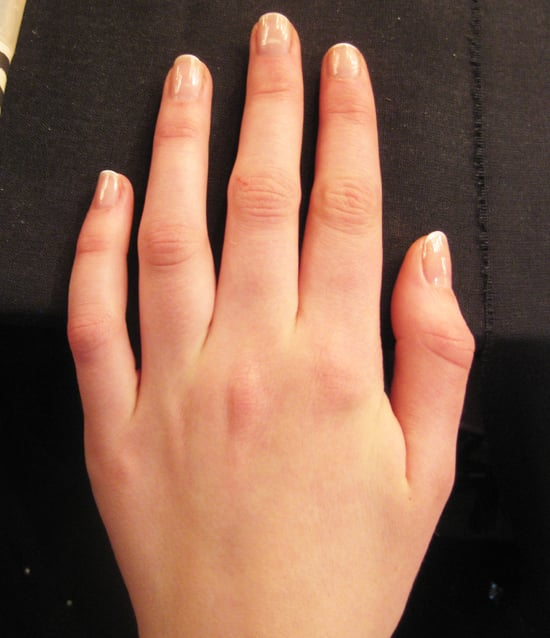 Nails by Anatole Rainey For Topshop Beauty