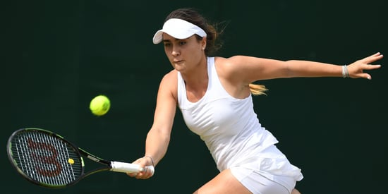 Tennis Player Gabriella Taylor Possibly Poisoned At Wimbledon