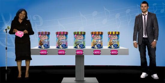 Dreyer's/Edy's Unveil Their New Season of American Idol-Themed Ice Cream