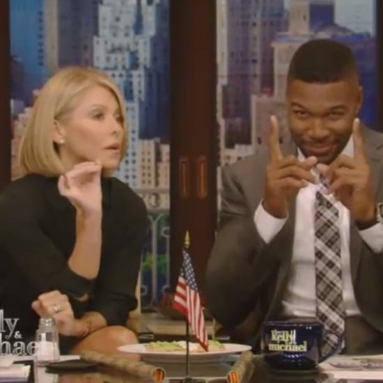 Kelly Ripa Talking About the iPhone 6 Plus   Video
