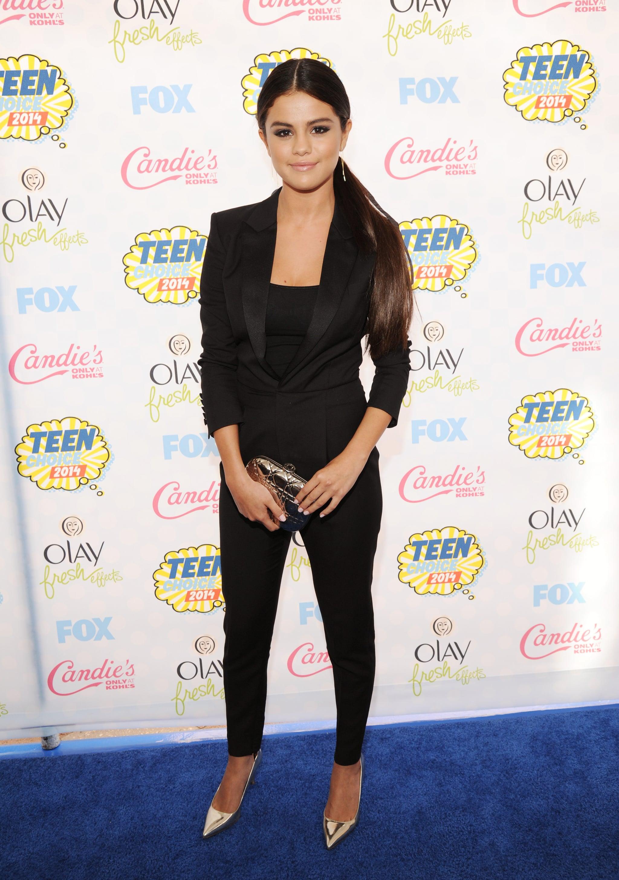 Selena Gomez Steals the Ultimate Spotlight