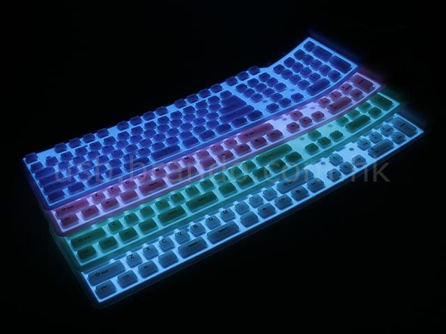 Illuminated Flexible Keyboard: A Second Glance