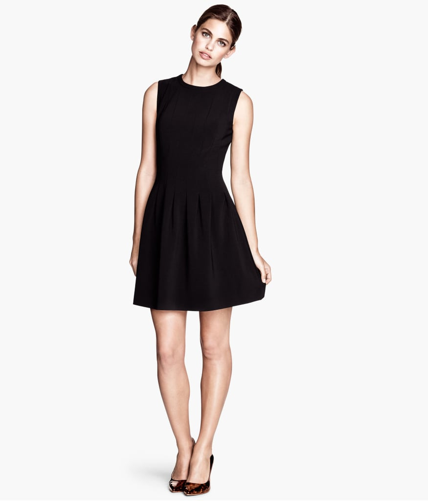On mornings you're feeling especially brain-dead, reach for a classic little black dress ($50) and avoid being late for work.