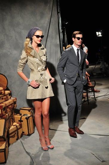Spring 2011 New York Fashion Week: Gant by Michael Bastian