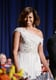While attending the 100th Annual White House Correspondents' Dinner, Michelle gave us one for the ages with her romantic Marchesa gown.