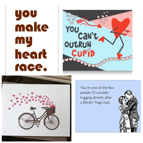 Sugar Shout Out: Valentine's Day Cards For the Exercise Enthusiast!