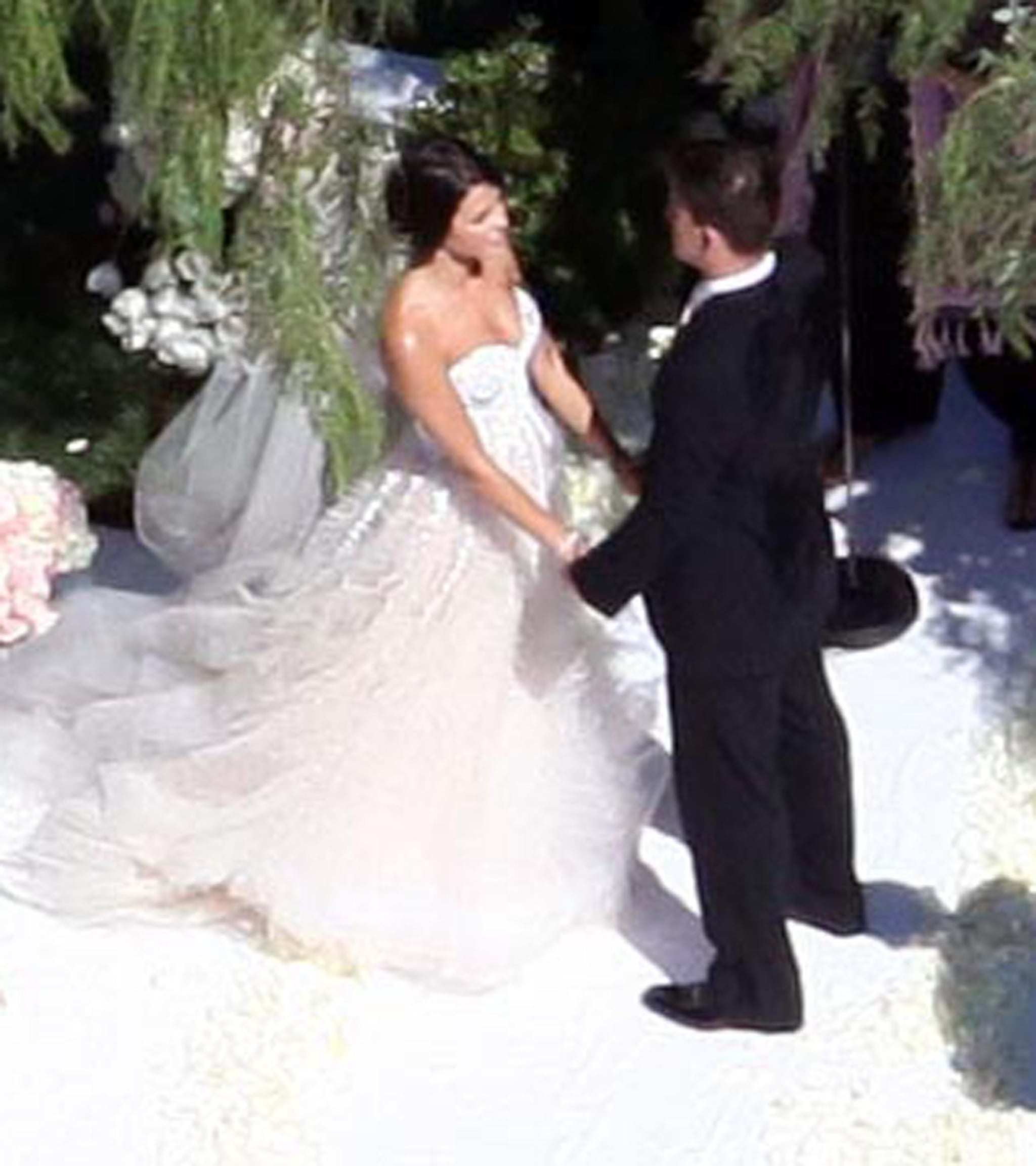 Channing married Jenna in a July 2009 ceremony in Malibu, CA.