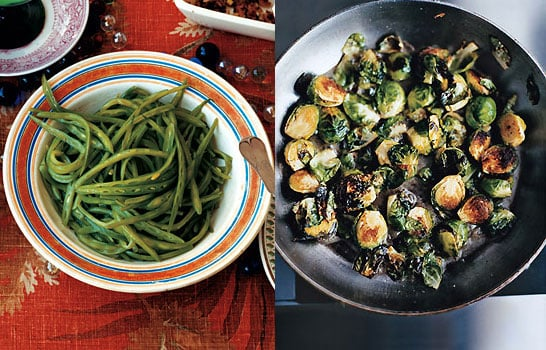 Thanksgiving Side: Green Beans or Brussels Sprouts?
