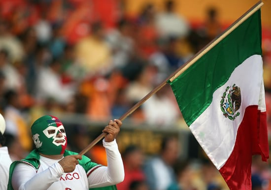 Teacher Throws Kid's Mexican Flag in the Trash — Kid To Sue