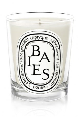 You can't get a better candle than Parisian brand Diptyque, it's the ultimate in home scent luxury (in our opinion). And if you're not sure what scent to give, here's our current favorite: Baies ($60).