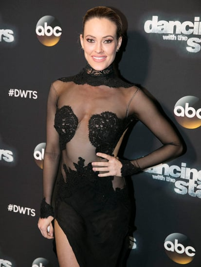 Peta Murgatroyd Dishes on Her Pregnancy Cravings: Chips, Salsa, Pineapple and Pickles!