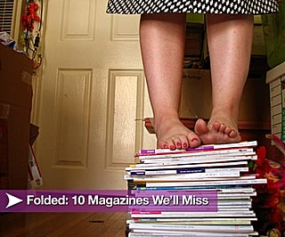 Magazines That Folded in '00s