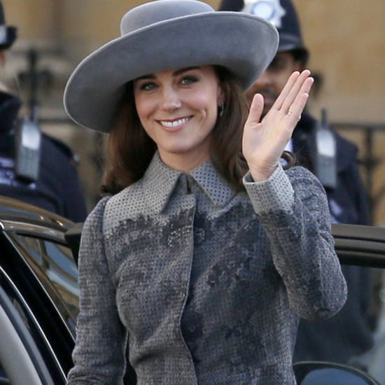 Kate Middleton's Colorful Coats