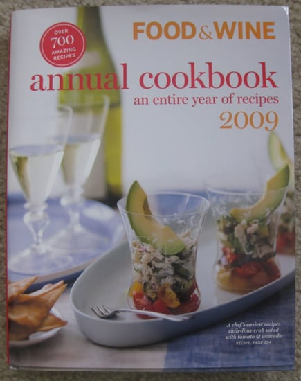 Must Read: 2009 Food & Wine Annual Cookbook