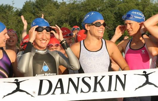 Three All-Women Triathlon Series