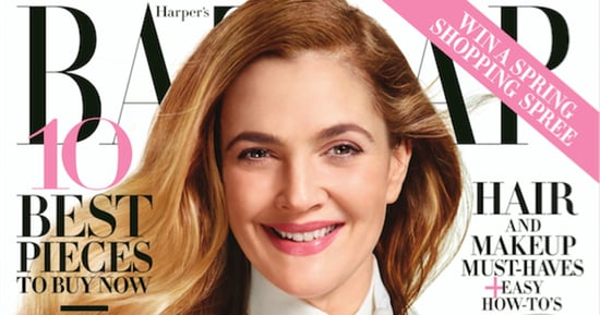 Drew Barrymore's Definition Of 'Hot' Lights Up Our Hearts