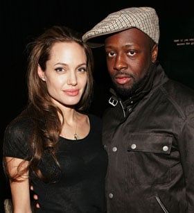 Wyclef, Brad, and Angelina Issue Statements on Haiti