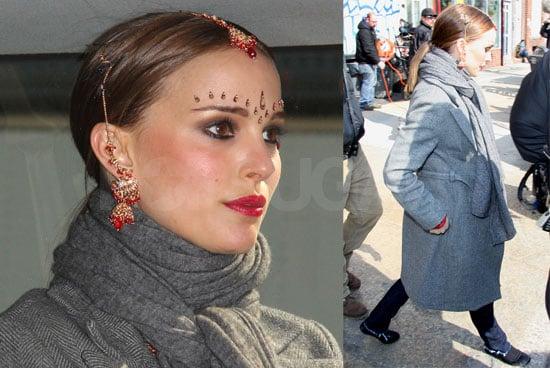 Natalie Portman Is a New York Jewel