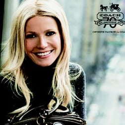 Gwyneth Paltrow For Coach Pictures