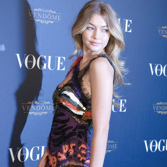 Vogue Anniversary Party at Paris Fashion Week