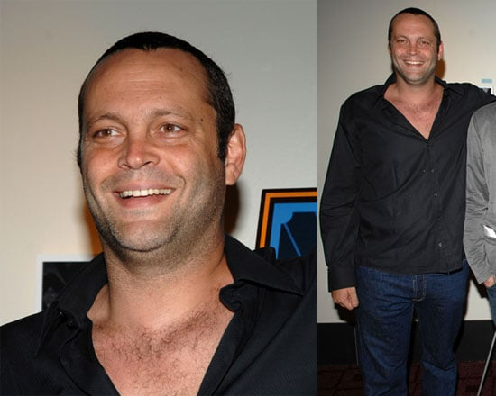 Vince Vaughn Not Looking Like The King Of Hot