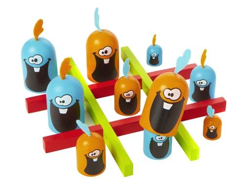For 4-Year-Olds: Gobblet Gobblers