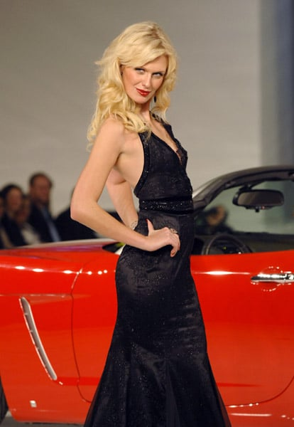 Model of the Week: Caridee English