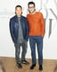 Zachary Quinto stepped out with Richard Chai. Source: Jason Merritt/BFAnyc.com