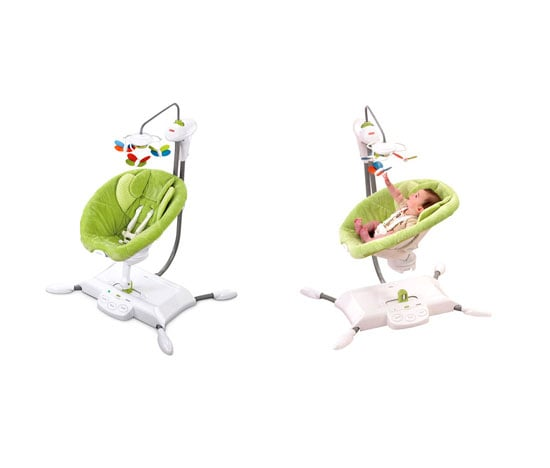 Fisher Price i-Glide Glider and Swing