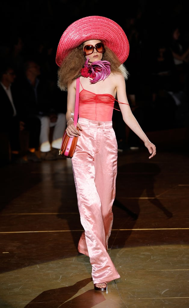 2011 Spring New York Fashion Week: Marc Jacobs