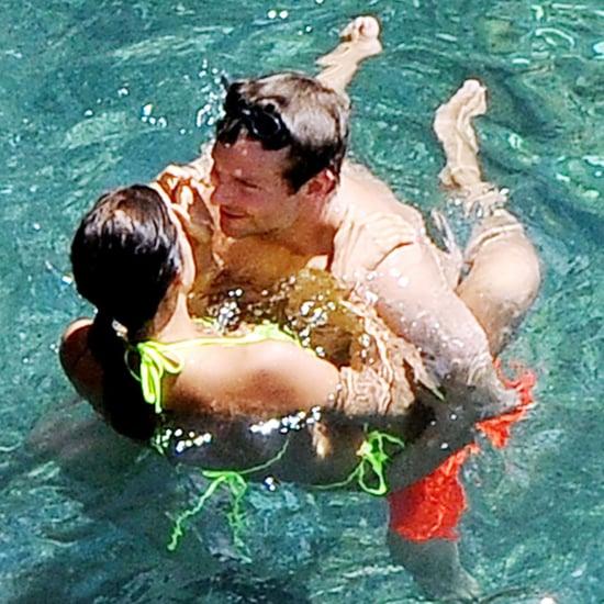 Bradley Cooper and Irina Shayk PDA Beach Pictures