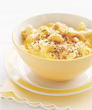 Recipe For Multigrain Macaroni and Cheese