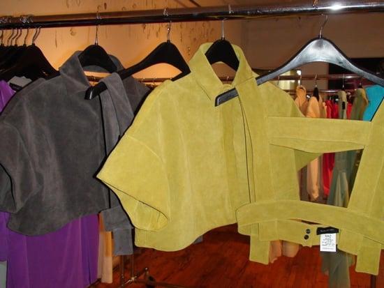 In The Showroom: Harlan Bel Spring 2009