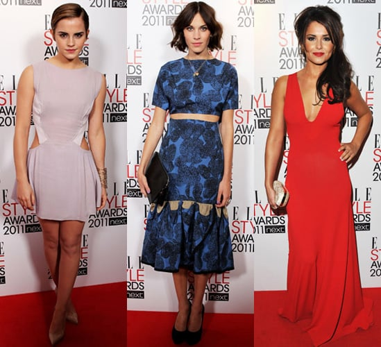 Photos of Celebrities at the 2011 Elle Style Awards