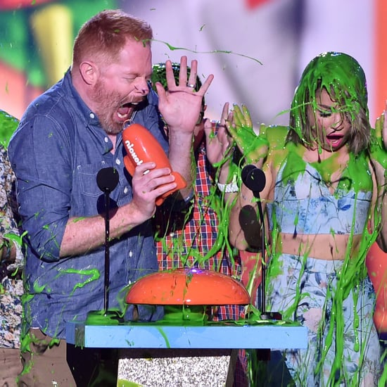 The Modern Family Cast at the Kids' Choice Awards 2015