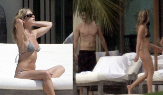 Did Jennifer And Orlando Bloom in Mexico?