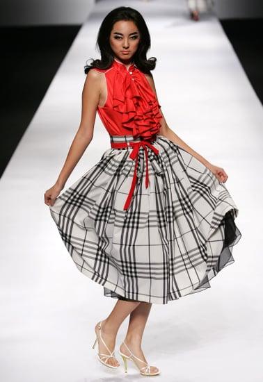 Seoul Fashion Week: Yang Hee Deuk Spring 2009