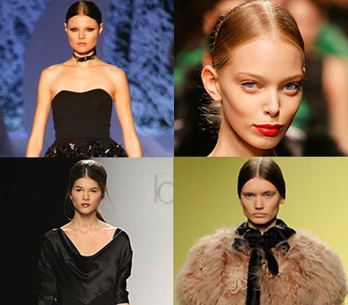 Beauty Trends on the Fall 2008 Milan Runways: Milan Fashion Week Beauty