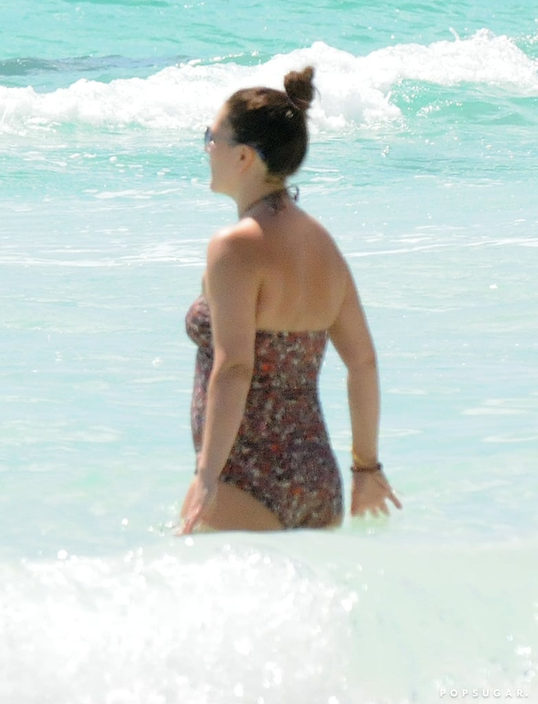 Cameron Diaz and Drew Barrymore Hit the Beach For a Girls' Bikini Getaway