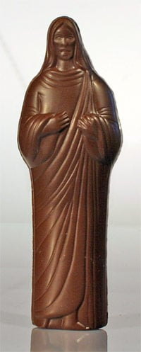Product of the Day: Chocolate Jesus