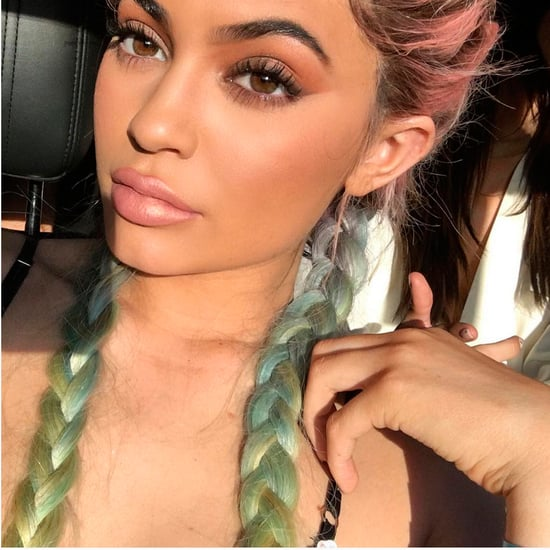 Coachella Celebrity Hair and Makeup Instagrams 2016