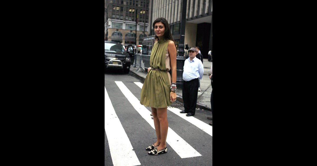 Spring 2012 New York Fashion Week Street Style Day 8 Popsugar Fashion